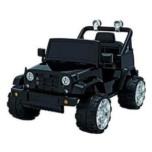 Электромобиль Наша Игрушка Внедорожник черный, свет, звук, аккум. 6V/7AH, 25W (ZP5299 BLACK)