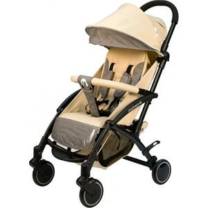 Коляска прогулочная BabyHit ALLURE BEIGE GREY Бежевый с серым (темная рама) коляска прогулочная babyhit voyage air бежевый voyage air beige