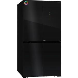 цена на Холодильник Hiberg RFQ-550DX NFGB invertor