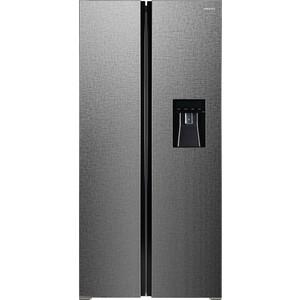 цена на Холодильник Hiberg RFS-484DX NFXq