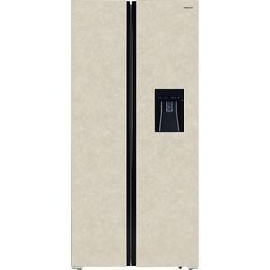 цена на Холодильник Hiberg RFS-484DX NFYm