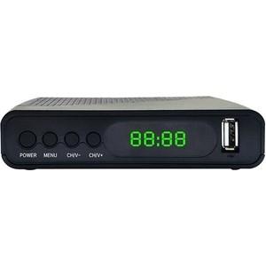 Тюнер DVB-T2 Hyundai H-DVB500
