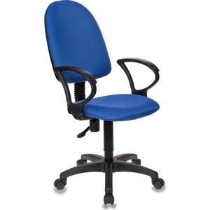 Кресло Бюрократ CH-1300/blue кресло бюрократ ch 1300 black черный