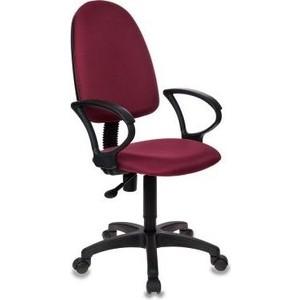 Кресло Бюрократ CH-1300/cherry кресло бюрократ ch 1300 black черный