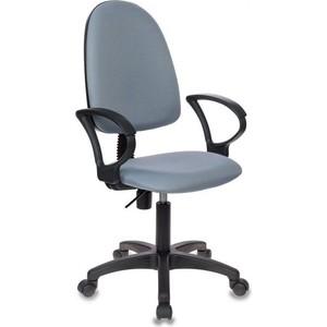 Кресло Бюрократ CH-1300/grey кресло бюрократ ch 1300 black черный