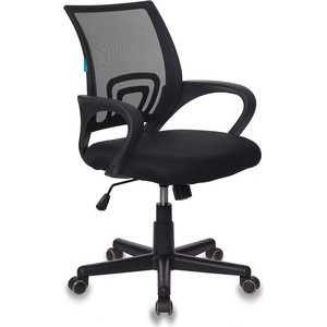 Кресло Бюрократ CH-695/black ch 550 black