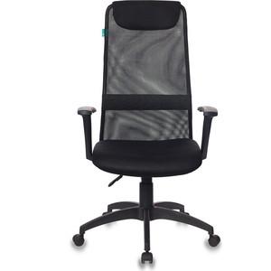 Кресло Бюрократ KB-8N/black черный TW-01 TW-11 сетка