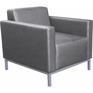купить Кресло Euroforma Евро люкс рогожка bravo, grey по цене 12706.2 рублей