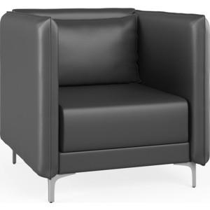 Кресло Euroforma Графит Н ИК P2 euroline, 990 серый