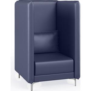 Кресло Euroforma Графит В ИК domus, navy синий