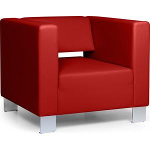 Кресло Euroforma Горизонт ИК P2 euroline, 960 красный