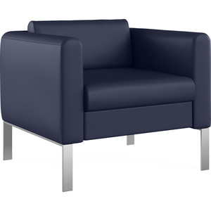 Кресло Euroforma Модерн ИК domus, navy синий