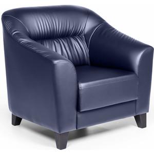 Кресло Euroforma Райт Вуд ИК domus, navy синий