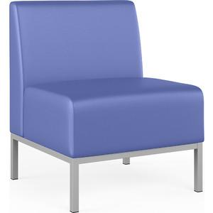 Прямая одноместная секция Euroforma Компакт ИК domus, Lavender