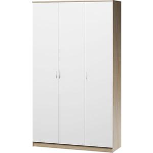 Шкаф комбинированный Гамма Лайт 120х60 дуб сонома+белый