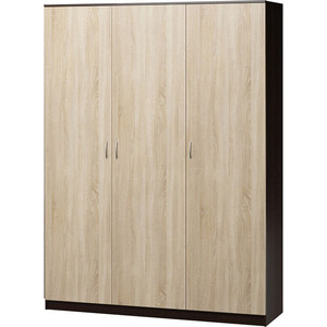 Шкаф комбинированный Гамма Лайт 150х60 венге+дуб сонома