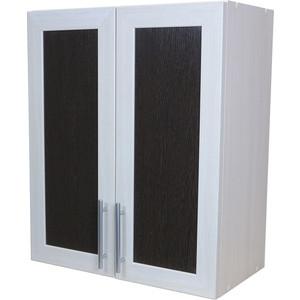 Кухонный шкаф Гамма Евро 60 см вяз навесной кухонный шкаф навесной гамма евро 40 см венге