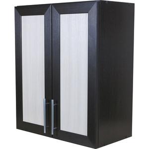 Кухонный шкаф Гамма Евро 60 см венге навесной консервы animonda vom feinsten for castrated cats с индейкой и форелью для стерилизованных кошек 100г 83447