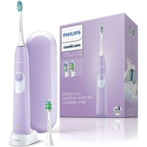 Зубная щетка Philips HX6212/88 philips cleancare hx3292 44 звуковая зубная щетка