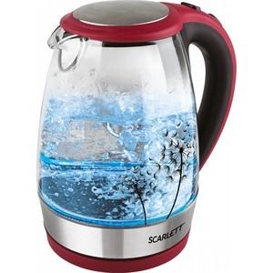 Чайник электрический Scarlett SC-EK27G49 цена и фото