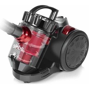 Пылесос Sinbo SVC 3479 красный/черный