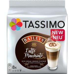 Кофе в капсулах TASSIMO Baileys Latte Macchiato (8 шт.) 264г.