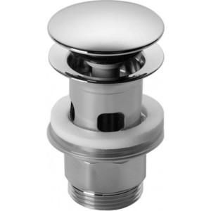 Донный клапан Jacob Delafon Click-clack (E78296-CP) слив перелив jacob delafon capsule e6d134 cp 170x75