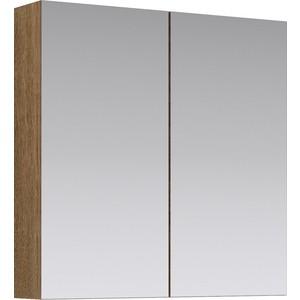 Зеркальный шкаф Aqwella MC 70х70 дуб сонома (МС.04.07/DS)