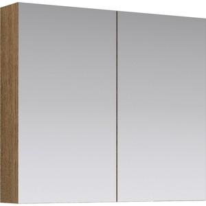 Зеркальный шкаф Aqwella MC 80х70 дуб сонома (МС.04.08/DS)