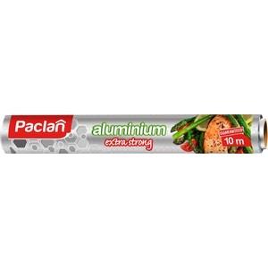 Фольга пищевая Paclan Extra strong 100х29 см в рулоне paclan фольга алюминиевая paclan extra strong в рулоне