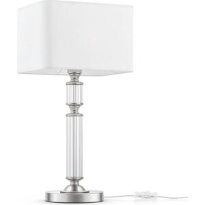 Настольная лампа Maytoni MOD020TL-01CH настольная лампа freya clarissa fr5020tl 01ch