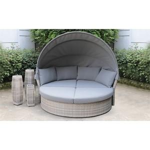 Диван-трансформер Afina garden AFM-325G grey