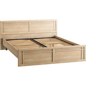 Кровать двойная Моби Марко 01.35 (160) дуб сонома