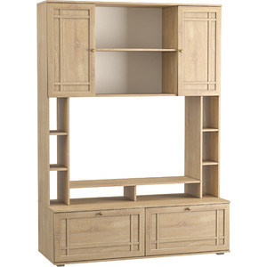 Шкаф комбинированный Моби Марко 03.273 дуб сонома