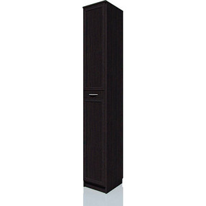 Шкаф скошенный Сильва НМ 013.05-01 Браво венге левый