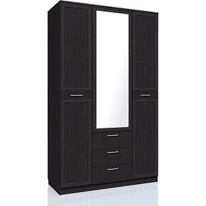 Шкаф комбинированный Сильва НМ 011.76 М Браво венге