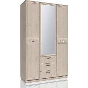 Шкаф комбинированный Сильва НМ 011.76 М Браво дуб девонширский
