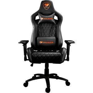 Кресло компьютерное COUGAR Armor S black