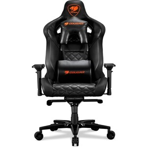 Кресло компьютерное COUGAR Armor titan black