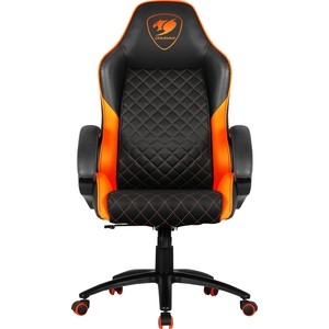 лучшая цена Кресло компьютерное COUGAR Fusion orange