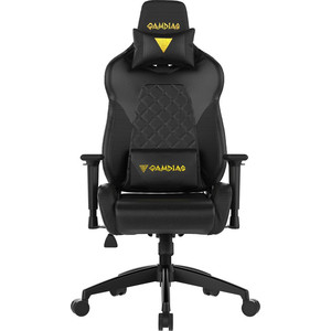 Кресло компьютерное Gamdias Hercules E1 black RGB