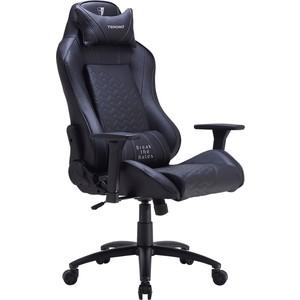 Кресло компьютерное TESORO Zone balance F710 black кресло компьютерное gamdias hercules e3 black red rgb