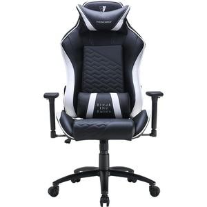 Кресло компьютерное TESORO Zone balance F710 black-white