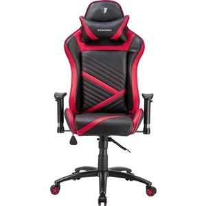 Кресло компьютерное TESORO Zone speed F700 black-red