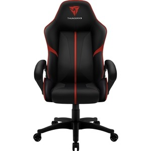 Кресло компьютерное ThunderX3 BC1 Classic black-red air кресло компьютерное thunderx3 uc5 b [black] air с подсветкой 7 цветов