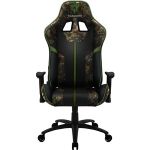 Кресло компьютерное ThunderX3 BC3 Camo green air цена