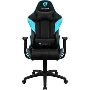 Кресло компьютерное ThunderX3 EC3 black-cyan air