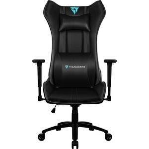 Кресло компьютерное ThunderX3 UC5 black air с подсветкой 7 цветов