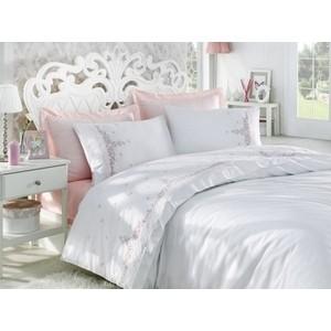 лучшая цена Комплект постельного белья Dantela Vita Nelly (10061)