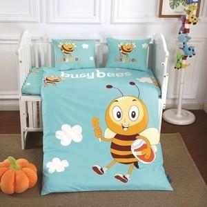 Комплект постельного белья Do and Co Busy Bee (10039)